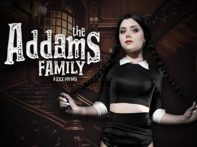 VRCosplayX - The Addams Family