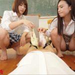 4 - Japanese vr used schoolgirl panties